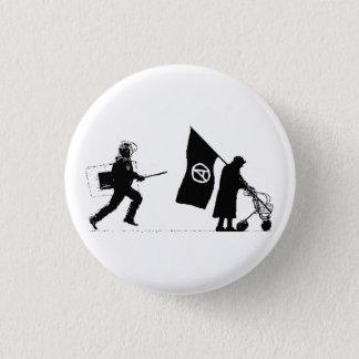Policy & Granny 1 Inch Round Button