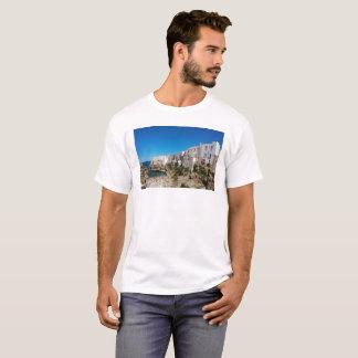 Polignano Mare Bari Italy beach landmark architect T-Shirt