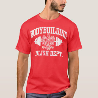 Polish Bodybuilding T-Shirt