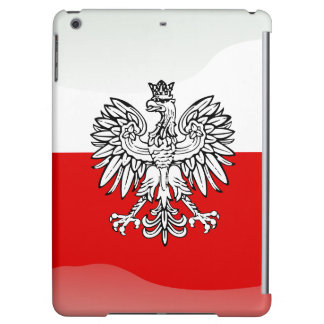 Polish Coat of arms iPad Air Cover