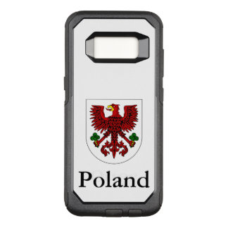 Polish Coat Of Arms OtterBox Commuter Samsung Galaxy S8 Case