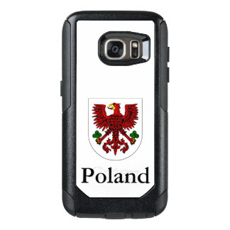 Polish Coat Of Arms OtterBox Samsung Galaxy S7 Case