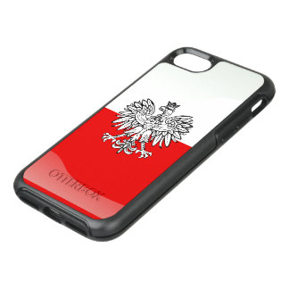 Polish Coat of arms OtterBox Symmetry iPhone 8/7 Case