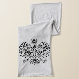 Polish Coat of arms Scarf