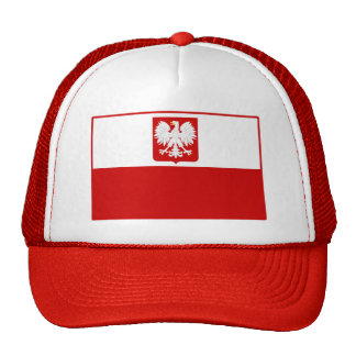 Polish Coat of Arms Trucker Hat