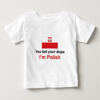 Polish Dupa 1 Baby T-Shirt