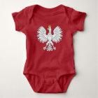Polish Eagle Baby Bodysuit