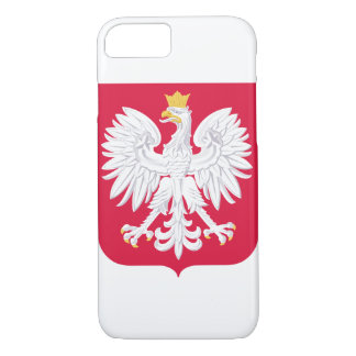 POLISH EAGLE IPHONE CASE
