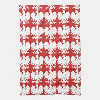 Polish Eagle Kitchen Towel