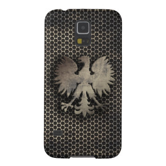 Polish Eagle Metal Style Look Galaxy S5 Cover