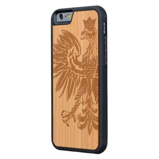 Polish Eagle Poland Flag Cherry iPhone 6 Bumper