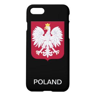 Polish Eagle Red Shield iPhone 7 Case