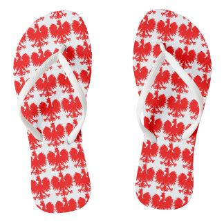 Polish Eagle Sandals