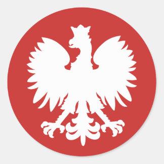 Polish Eagle Sticker