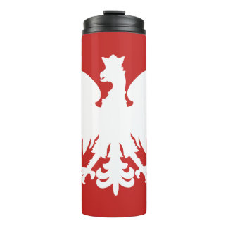 Polish Eagle Thermal Tumbler