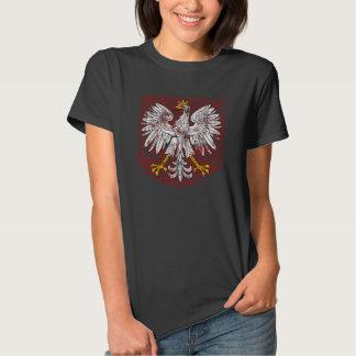 Polish Eagle Women's Dark Shirt
