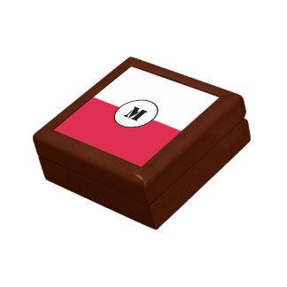 Polish flag Gift Box