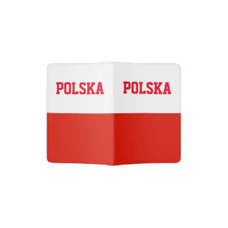 Polish flag passport holder | Poland pride