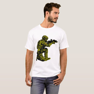 Polish Freedom Soldier T-Shirt