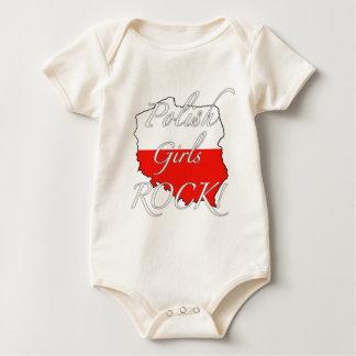 Polish Girls Rock! Baby Bodysuit