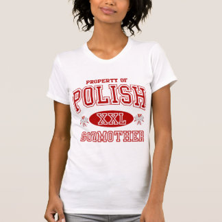 Polish Godmother t shirt