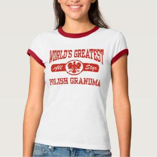 Polish Grandma T-Shirt