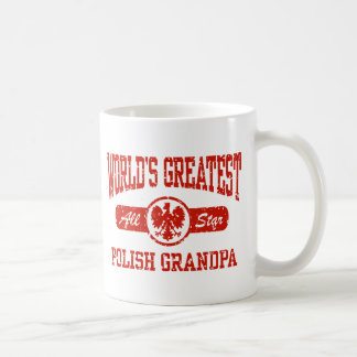 Polish Grandpa Coffee Mug