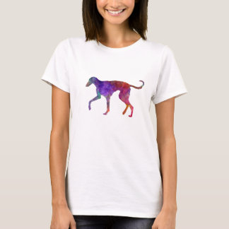 Polish Greyhound in watercolor T-Shirt