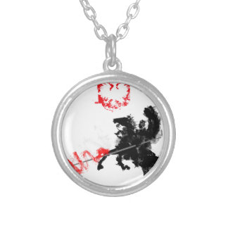 Polish Hussar Silver Plated Necklace