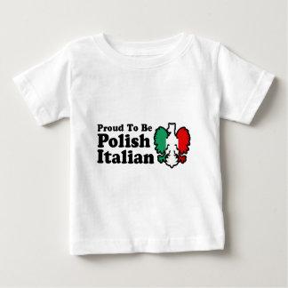 Polish Italian Baby T-Shirt