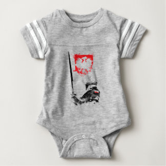 Polish Knight Baby Bodysuit