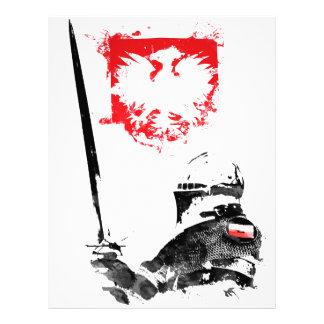 Polish Knight Letterhead