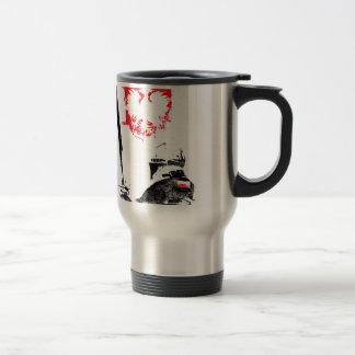 Polish Knight Travel Mug