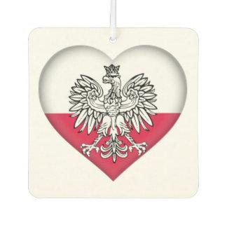 Polish Love Air Freshener