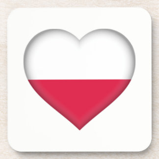 Polish Love Coaster
