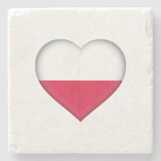Polish Love Coasters