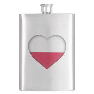 Polish Love Flask