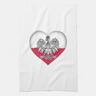 Polish Love Kitchen Towel