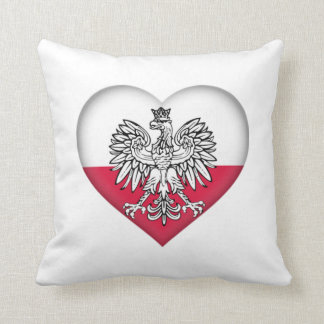 Polish Love Pillow