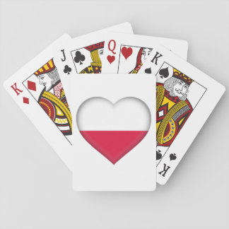 Polish Love Playing Cards