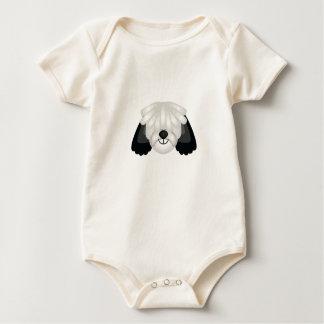 Polish Lowland Sheepdog Breed - My Dog Oasis Baby Bodysuit