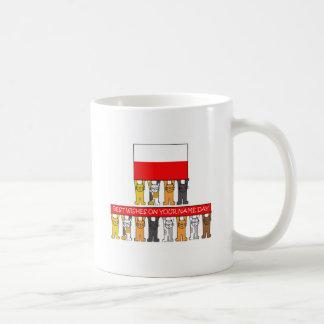 Polish Name Day Coffee Mug