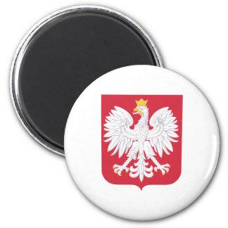 Polish Poland Official Coat Of Arms Heraldry Symbo Fridge Magnet
