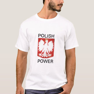 Polish Power T-Shirt