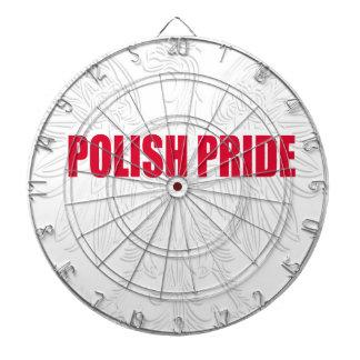 Polish Pride Dartboard