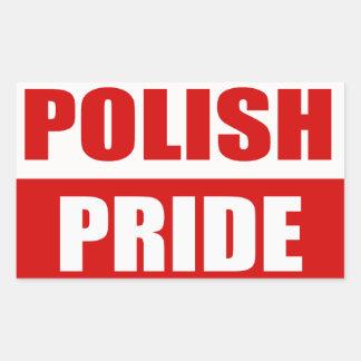 Polish Pride Sticker