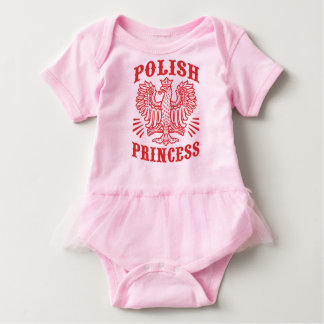 Polish Princess Baby Bodysuit