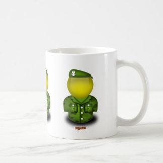 Polish Private Coffee Mug
