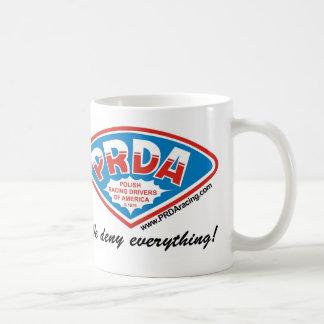 Polish Racing Drivers of America PRDA Coffee Mug