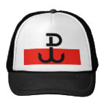 Polish Resistance Flag Hat
